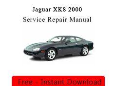 jaguar xk8 service manual download