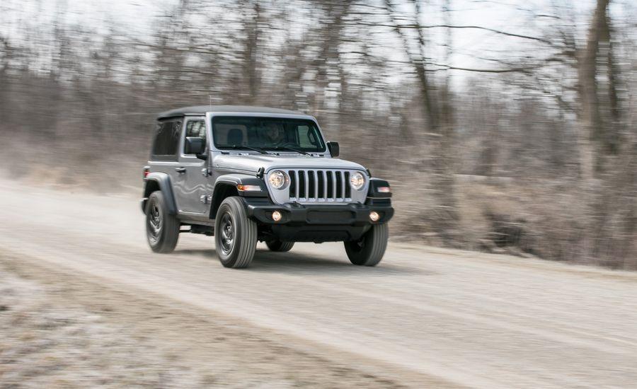 jeep 2018 models manual transmission