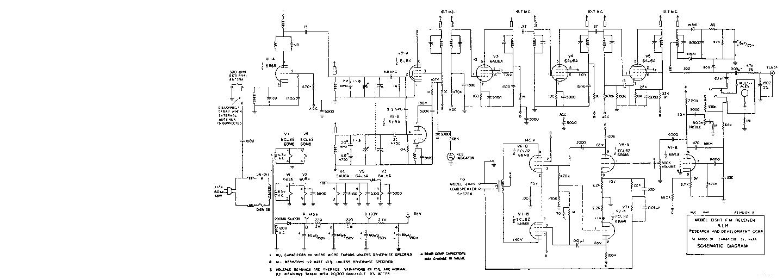 klh model 18 service manual