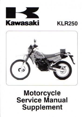 klr 250 service manual download