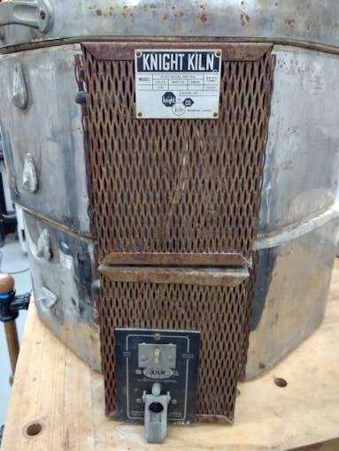 knight kiln model 82 manual