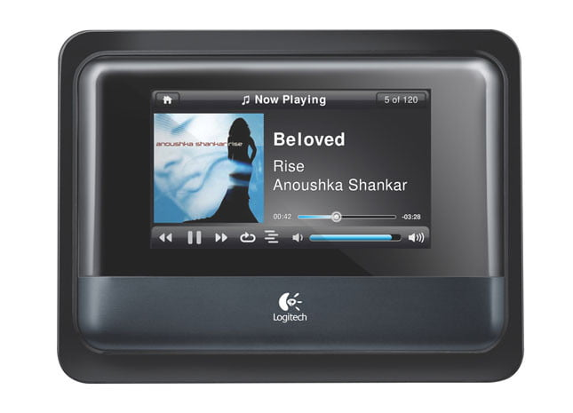 logitech squeezebox touch manual download