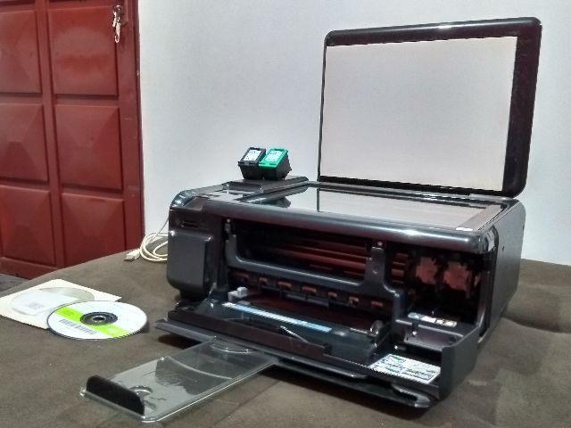 manual da impressora hp photosmart c4400 series