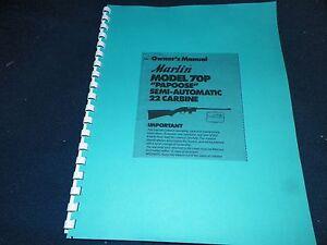 marlin model 100 owner manual