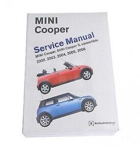 mini cooper r50 service manual download