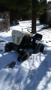 mtd 16 hp hydrostatic tractor model 145-990a manual