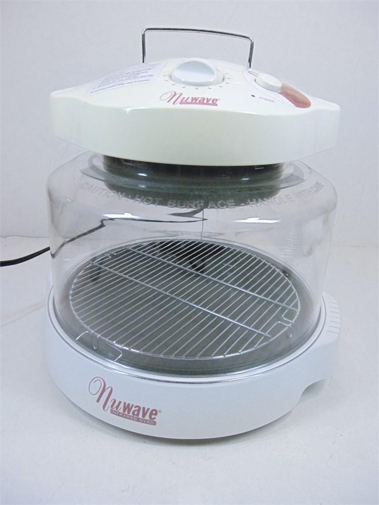 nuwave infrared oven model 20201 manual