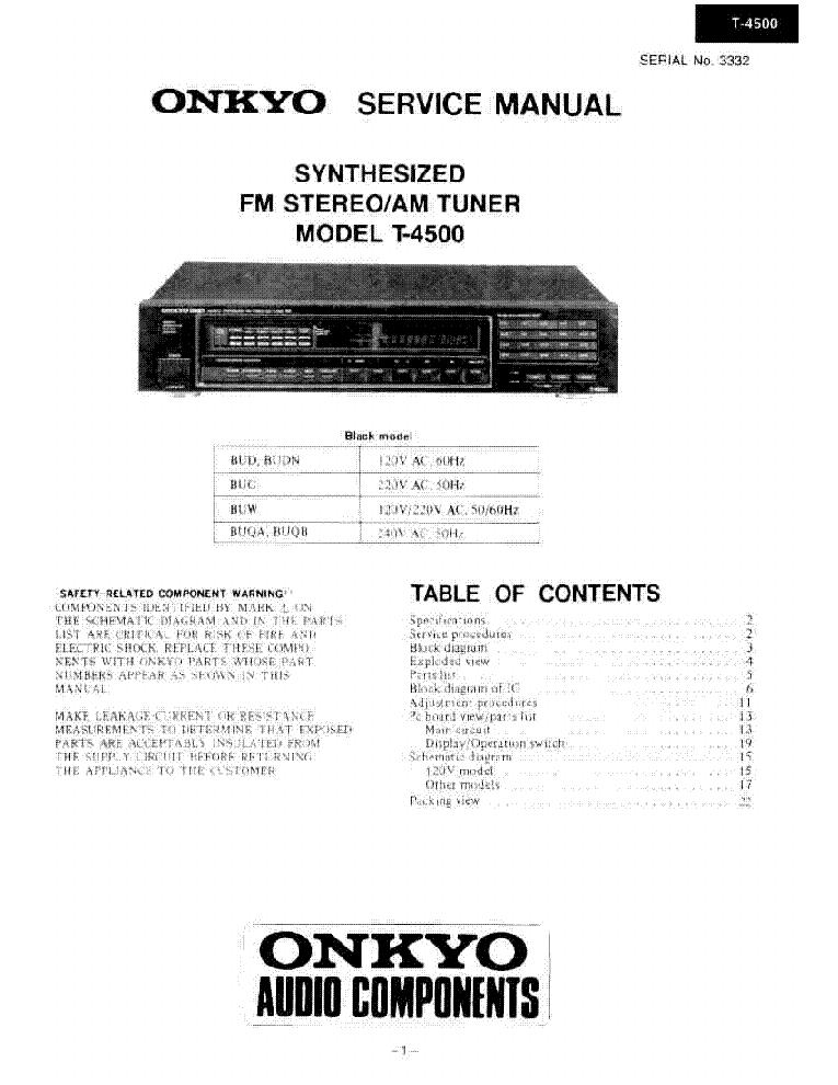 onkyo tx sr707 manual pdf