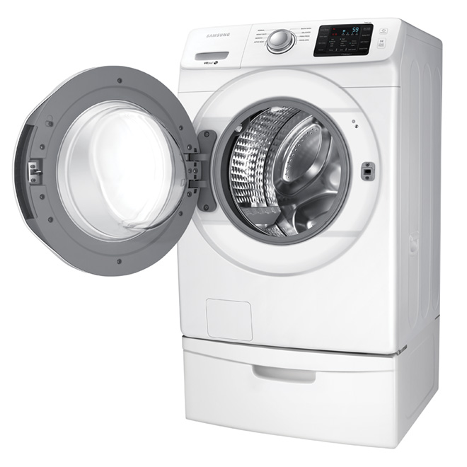 order manual for a samsung front load washer wf220an