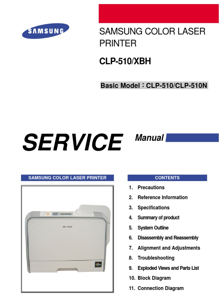 samsung clx 3175 manual pdf
