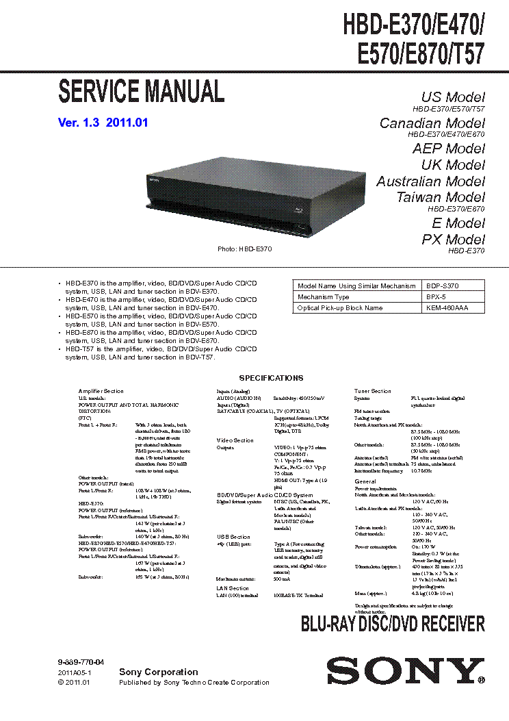 samsung dvd e370 service manual