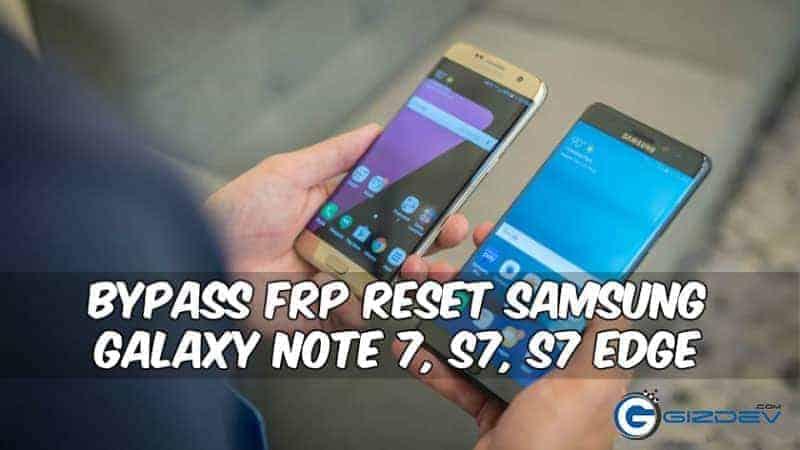 samsung galaxy s7 edge manual reset
