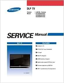 samsung model hls5086wx xaa manual
