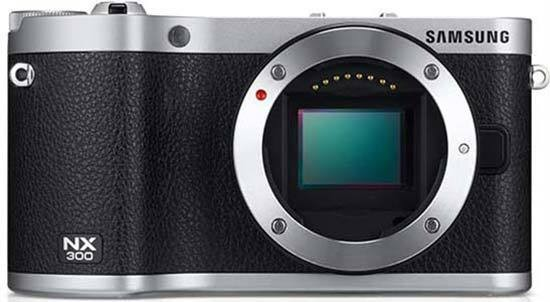samsung nx300 manual shutter button