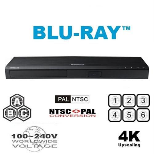 samsung ubd-m8500 4k ultra hd blu-ray player manual