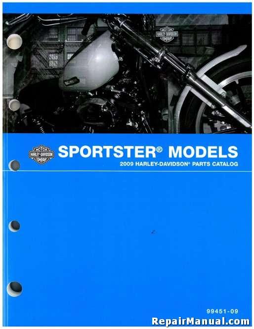 service manual sporsters model 2017