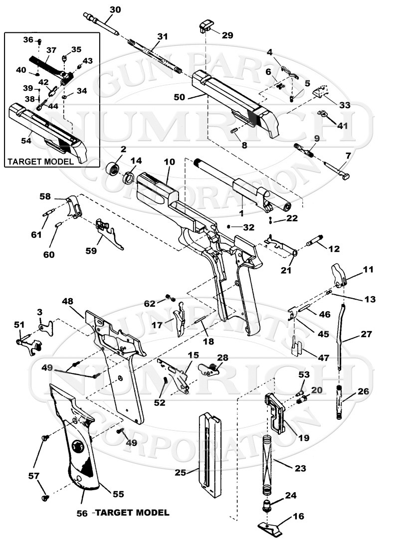smith and wesson model 1000 20 gauge manual