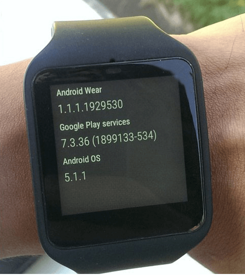 sony smartwatch 3 manual download