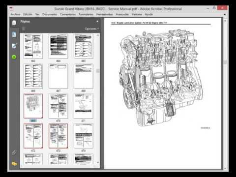 suzuki vitara repair manual pdf