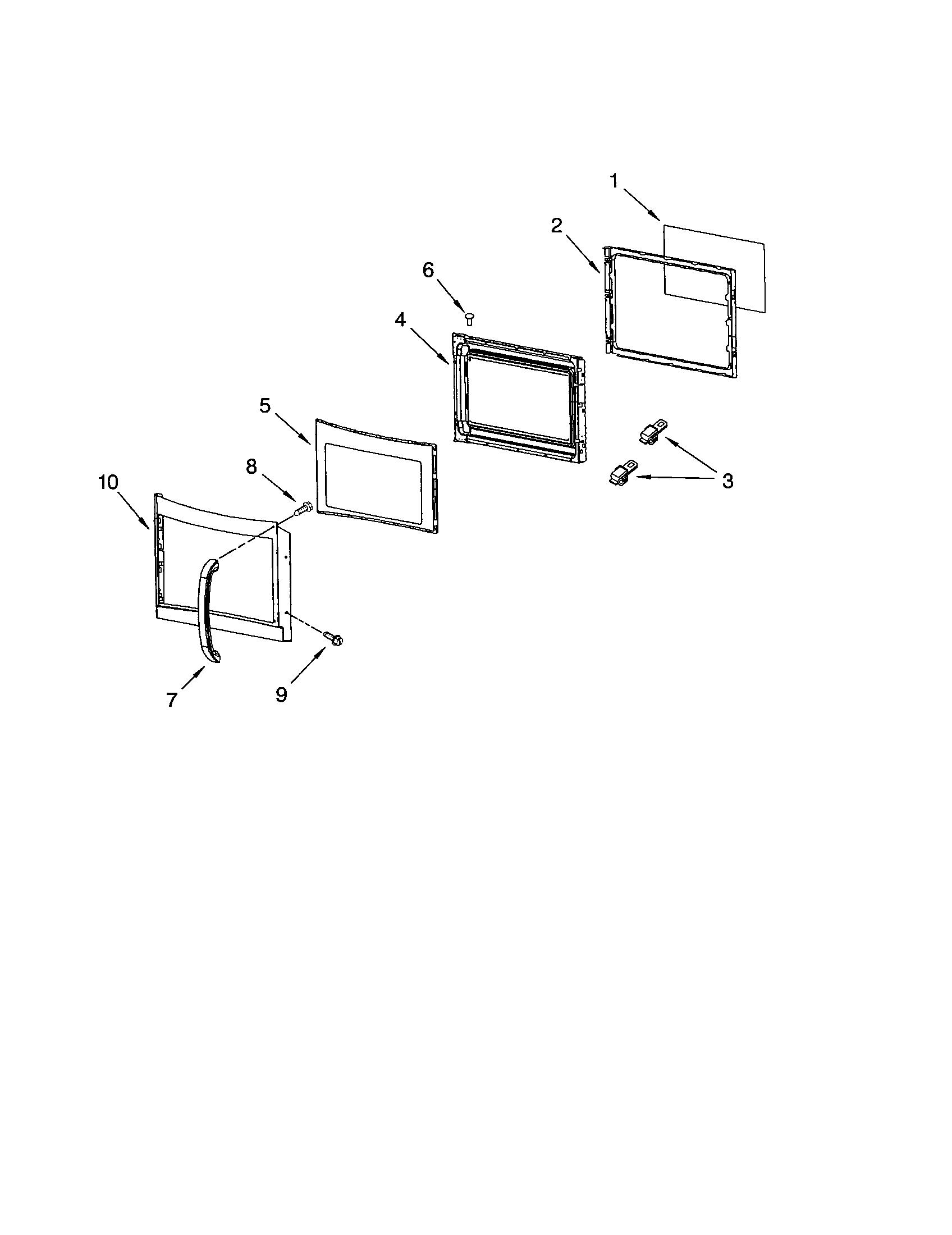 t kenmore microwave model 66561652101 manual