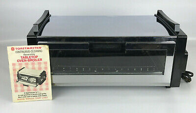 toastmaster toaster oven broiler model 316a manual