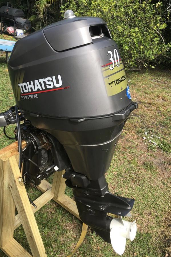 tohatsu 30 hp 4 stroke manual