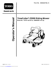 toro lawn mower manual pdf