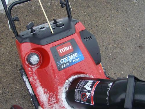 toro powerlite 3 hp snowblower manual