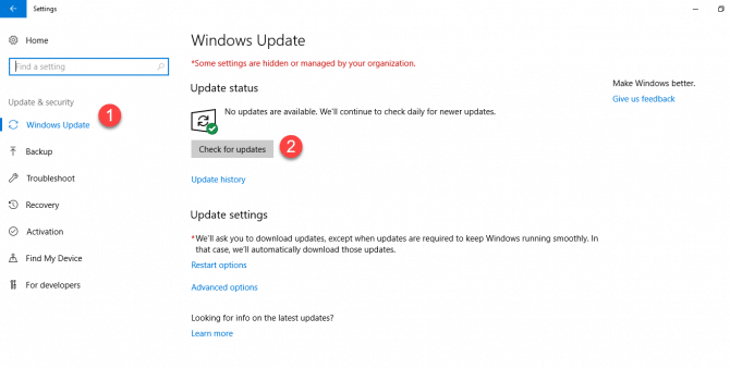 windows 10 version 1703 download manual
